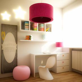 small girl bedroom