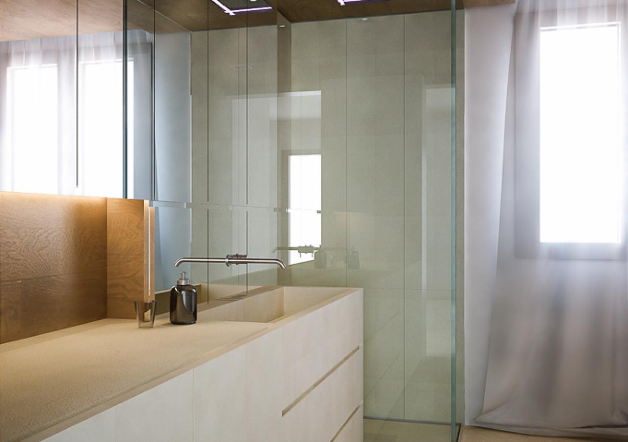 Due bagni ed una scala - Arceb - Emanuela Berardi: Interior Design e ...
