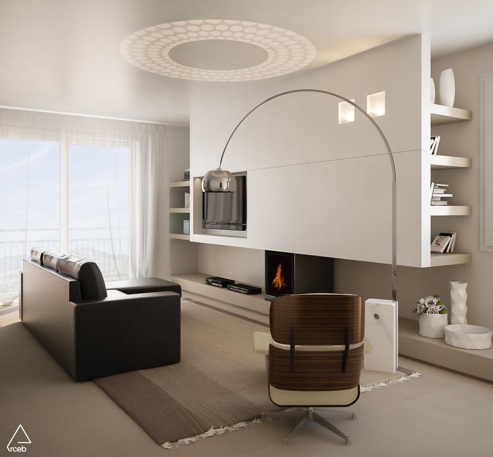 Modellazione 3D e Render fotorealistici per la ristrutturazione di una casa a schiera