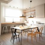 Render - Modellazione 3D - Cucina