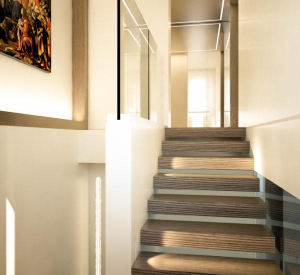 Architecture Visualization and Interior Design for a Duplex