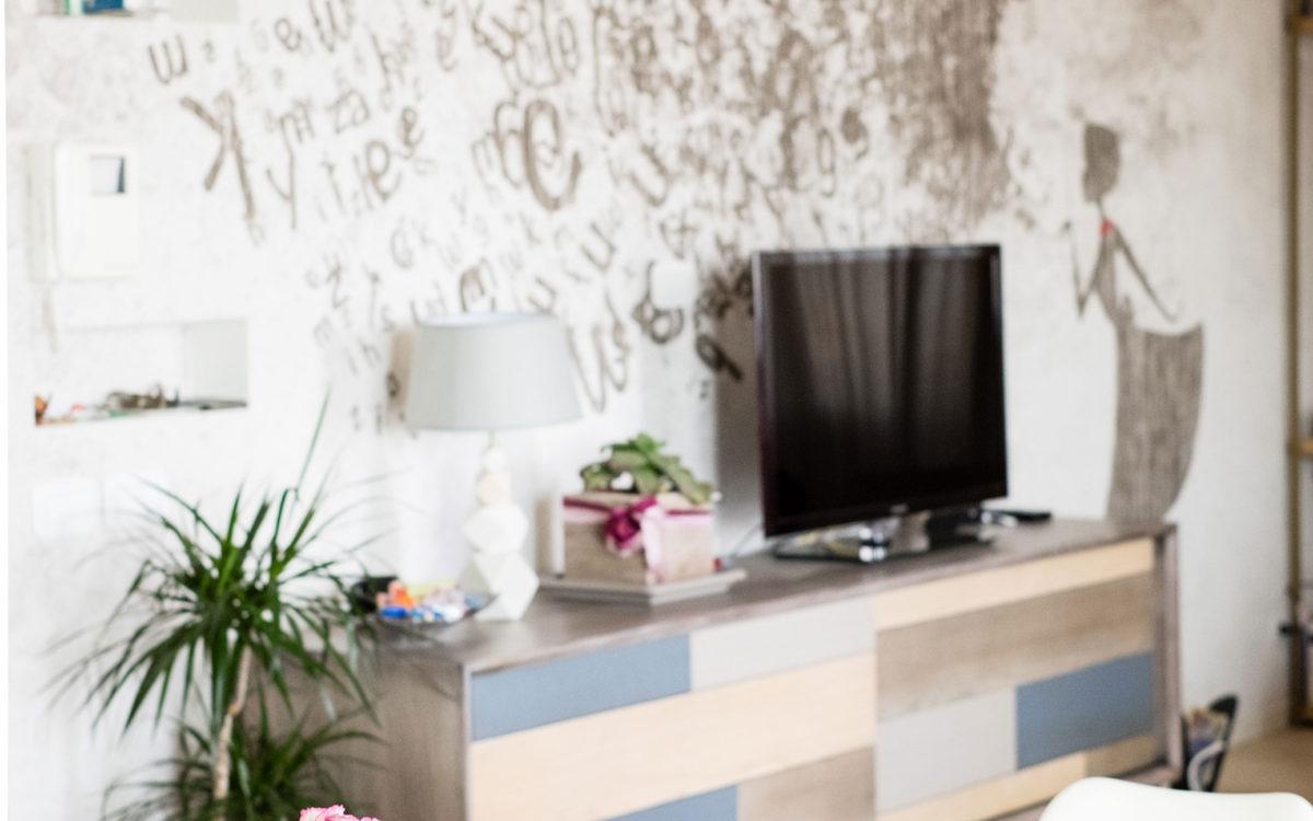 casa SL, cucina, rinnovamento, soggiorno