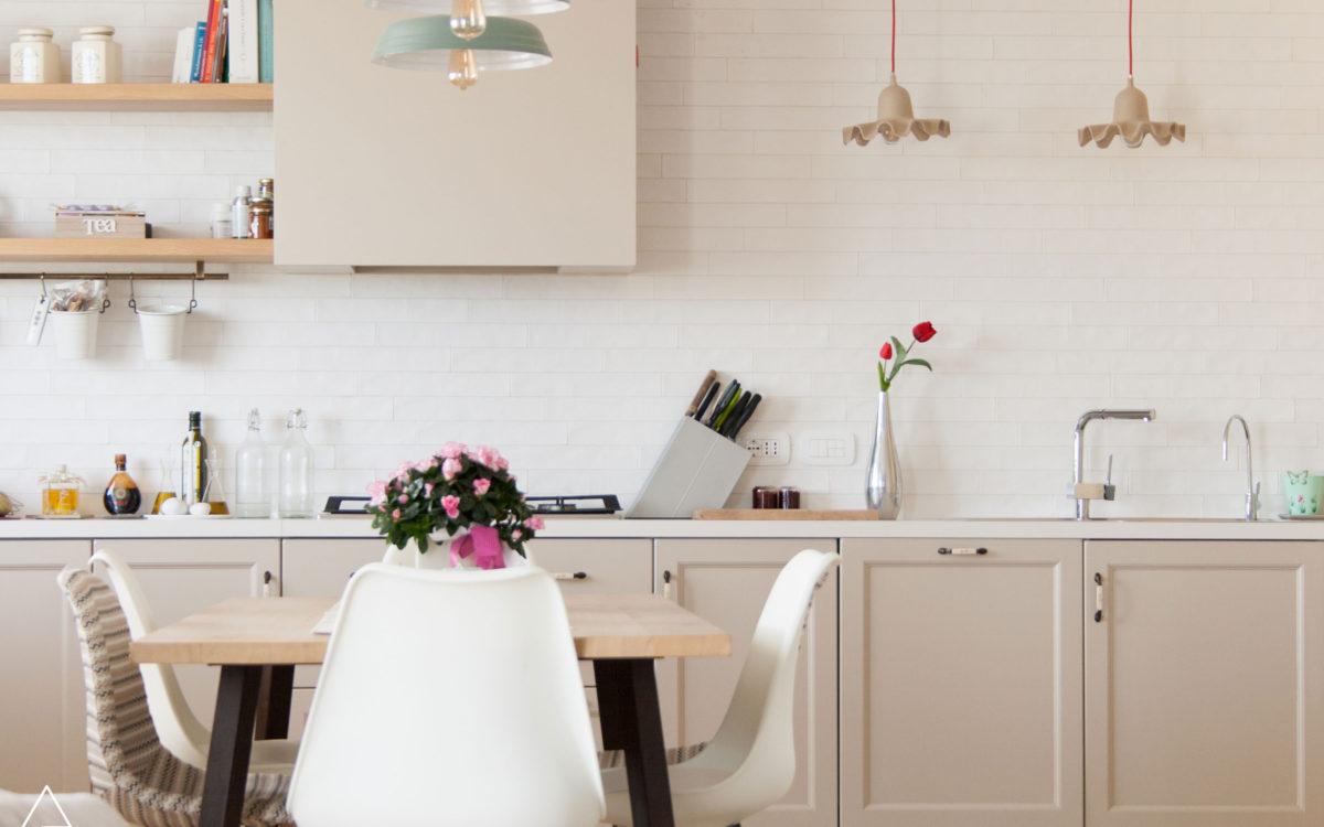 Interior Design Cucina - Casa Rimini