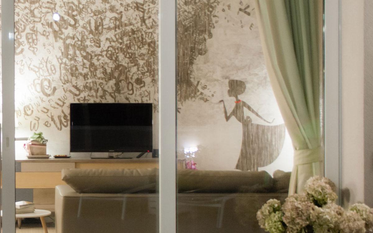 Rinnovamento, restyling, allestimento interni, interior design