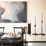 Zona Pranzo - Allestimento Appartamento Cesena