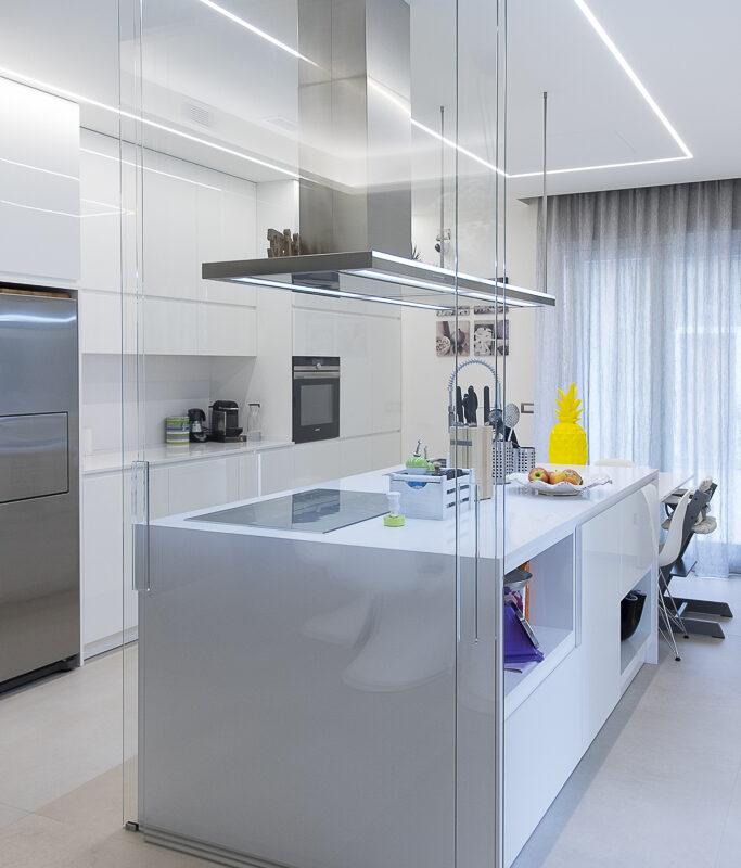 cucina su misura, cucina luxury, siemens, arredo su misura