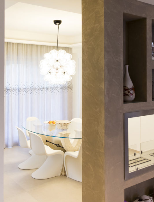 Casa VL –  Interior Design – Appartamento Luxury