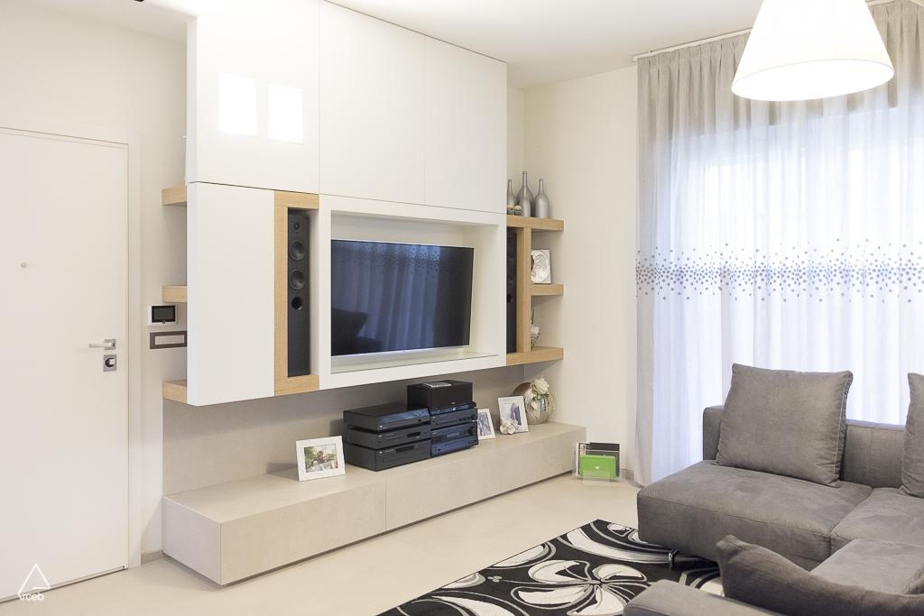 Progetto Realizzato - Interior Design - lavoro Finito