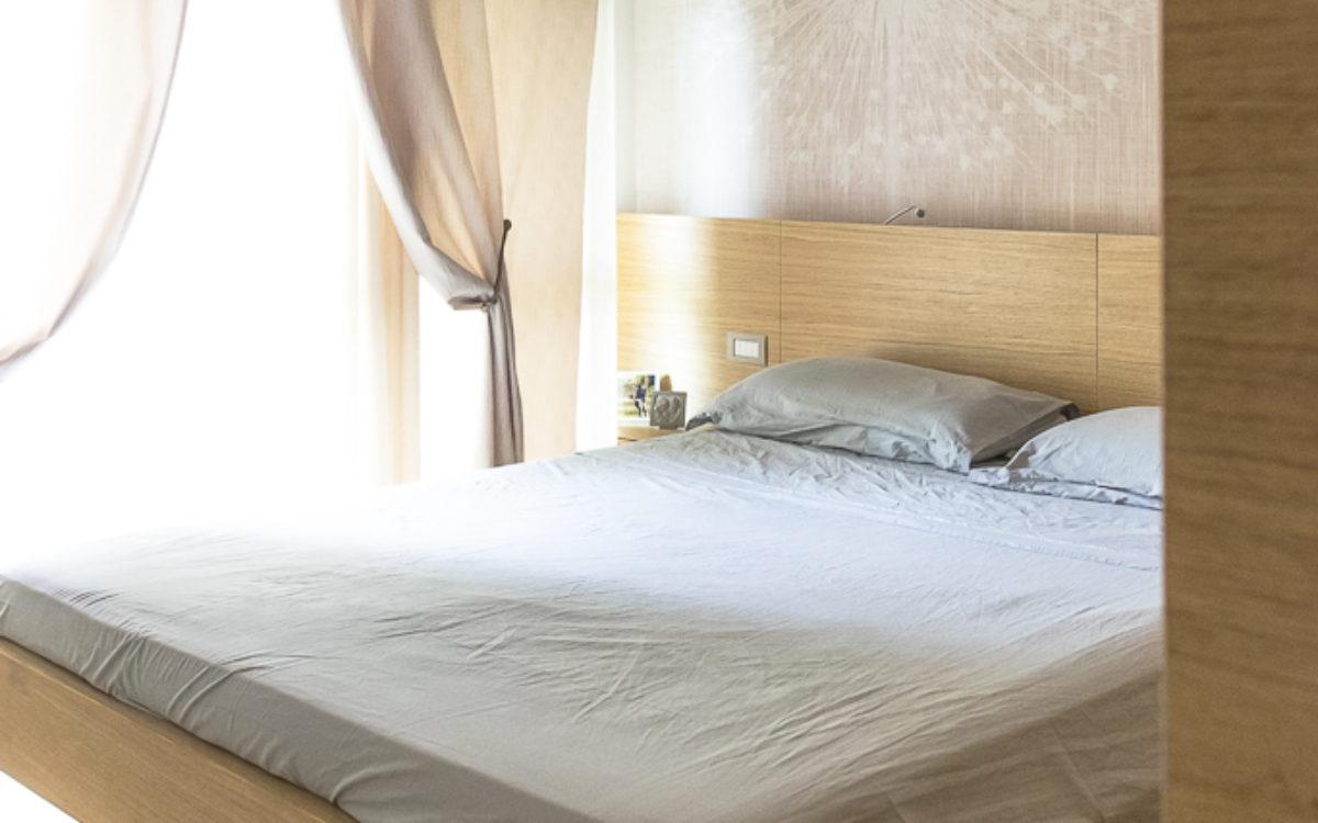 luxury bedroom, appartamento luxury