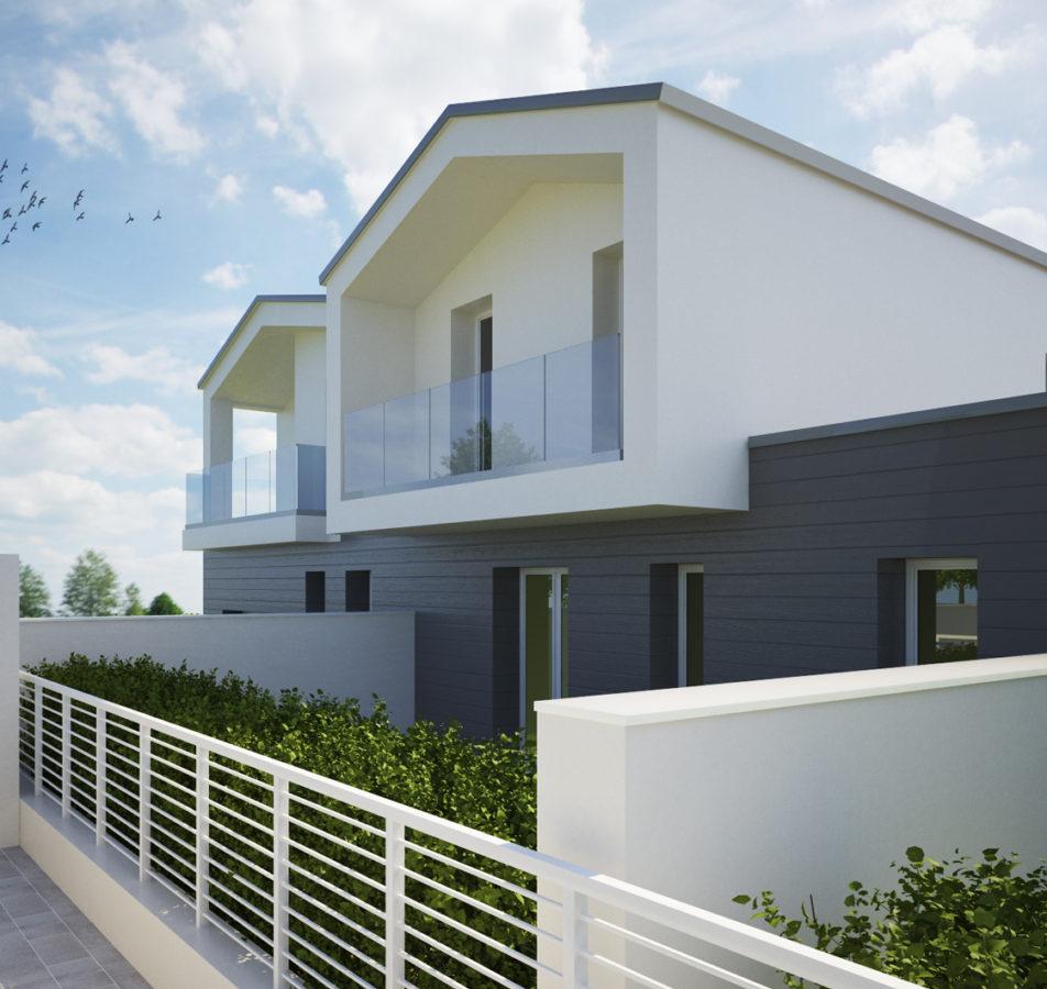Nuova zona residenziale – Santarcangelo di Romagna