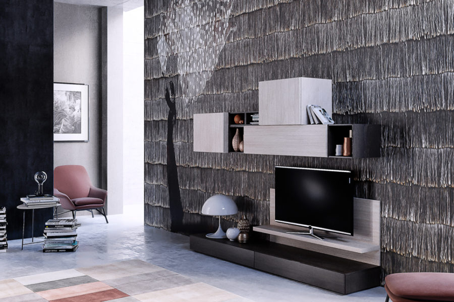 Render - Living set up @arceb_emanuelaberardi