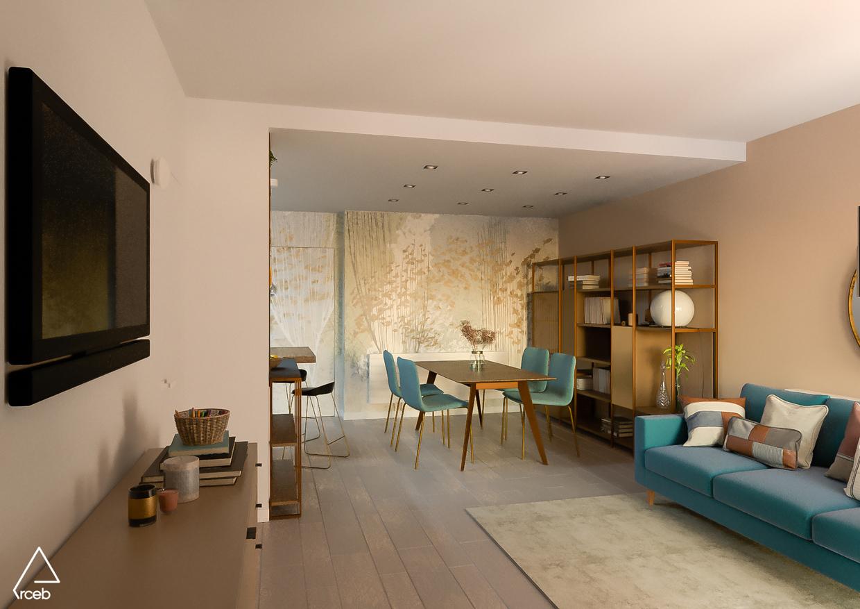 Interior Design appartamento – Santarcangelo di Romagna